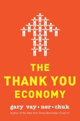 The Thank You Economy - фото обкладинки книги