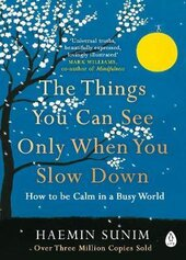 The Things You Can See Only When You Slow Down. How to be Calm in a Busy World - фото обкладинки книги