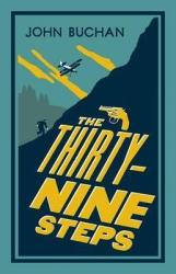 The Thirty-Nine Steps - фото обкладинки книги