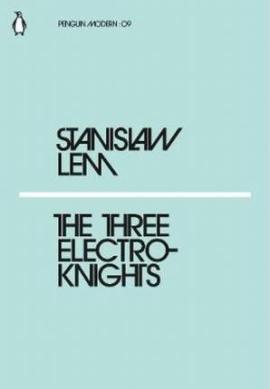 The Three Electroknights - фото книги