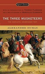 Книга The Three Musketeers