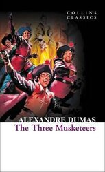 The Three Musketeers (Collinc Classic) - фото обкладинки книги