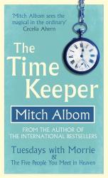The Time Keeper - фото обкладинки книги