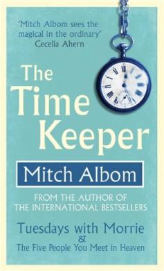 The Time Keeper - фото книги