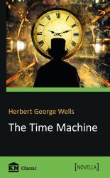 The Time Machine - фото обкладинки книги