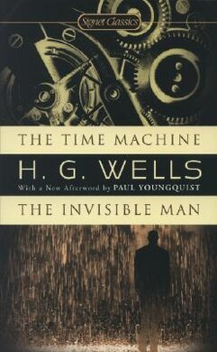 The Time Machine & The Invisible Man - фото книги