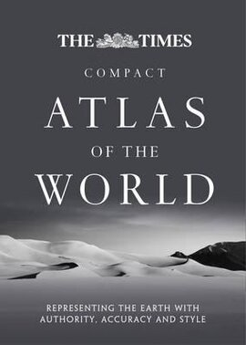 The Times Compact Atlas of the World Sixth Edition - фото книги