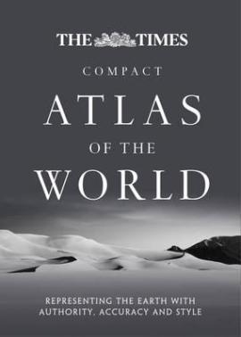 Книга The Times Compact Atlas of the World Sixth Edition