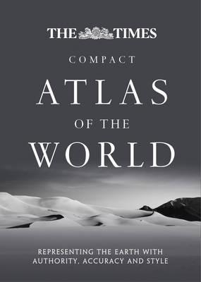 Книга The Times Compact Atlas of the World Sixth Edition