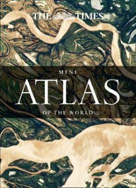 The Times. Mini Atlas of the World - фото книги