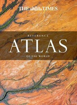 The Times Reference Atlas of the World - фото книги