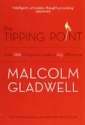 The Tipping Point: How Little Things Can Make a Big Difference - фото обкладинки книги