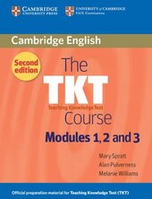 The TKT Course 2nd Edition. Modules 1, 2 and 3 - фото обкладинки книги