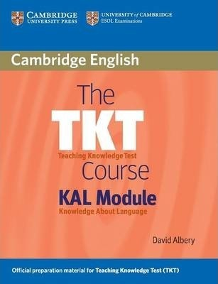 Посібник The TKT Course KAL Module