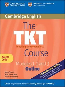 The TKT Course Modules 1, 2 and 3 Online (Trainee Version Access Code Card) - фото книги