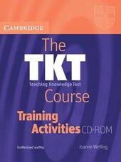 The TKT Course Training Activities CD-ROM - фото обкладинки книги