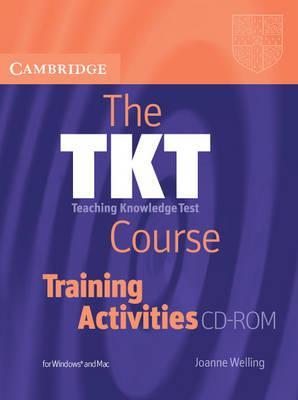 Аудіодиск The TKT Course Training Activities CD-ROM