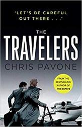 The Travelers - фото обкладинки книги