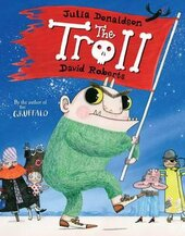 The Troll - фото обкладинки книги
