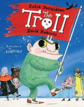 The Troll - фото книги