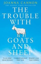 The Trouble with Goats and Sheep - фото обкладинки книги