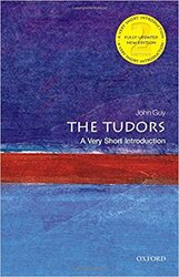 The Tudors: A Very Short Introduction - фото обкладинки книги