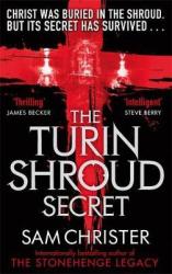 The Turin Shroud Secret - фото обкладинки книги