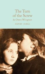 The Turn of the Screw and Owen Wingrave - фото обкладинки книги