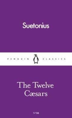 The Twelve Caesars - фото книги
