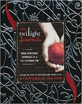 The Twilight Journals - фото обкладинки книги