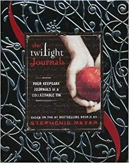 The Twilight Journals - фото книги