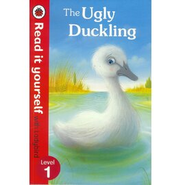 The Ugly Duckling - Read it yourself with Ladybird : Level 1 - фото книги