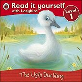 The Ugly Duckling - Read it yourself with Ladybird : Level 2 - фото обкладинки книги