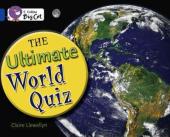 The Ultimate World Quiz - фото обкладинки книги