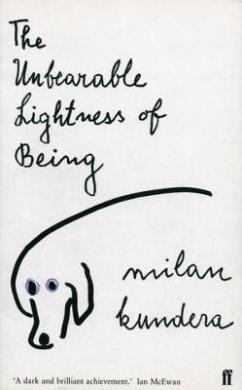 The Unbearable Lightness of Being - фото книги
