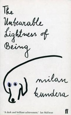 Книга The Unbearable Lightness of Being