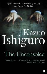The Unconsoled - фото обкладинки книги