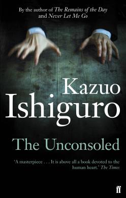 The Unconsoled - фото книги