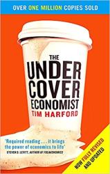 The Undercover Economist - фото обкладинки книги