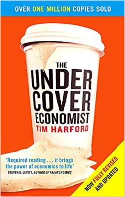 The Undercover Economist - фото книги