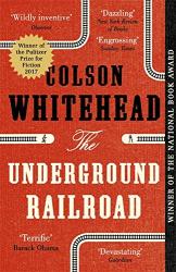 The Underground Railroad - фото обкладинки книги