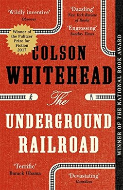 The Underground Railroad - фото книги
