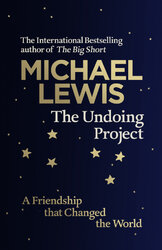 The Undoing Project: A Friendship that Changed the World - фото обкладинки книги