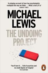 The Undoing Project : A Friendship that Changed the World - фото обкладинки книги