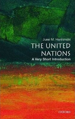 The United Nations: A Very Short Introduction - фото книги