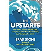 The Upstarts: How Uber, Airbnb and the Killer Companies of the New Silicon Valley are Changing the World - фото обкладинки книги