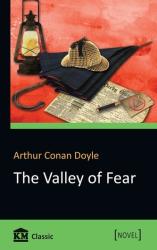 The Valley of Fear - фото обкладинки книги