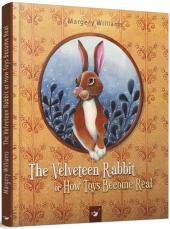 The Velveteen Rabbit - фото обкладинки книги