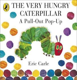 The Very Hungry Caterpillar: A Pull-Out Pop-Up - фото книги