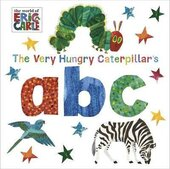 The Very Hungry Caterpillar's abc - фото обкладинки книги